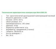 Компрессор Werk BM-24