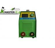 Сварочный инвертор Герой GREEN-270 (Алюминиевый кейс)