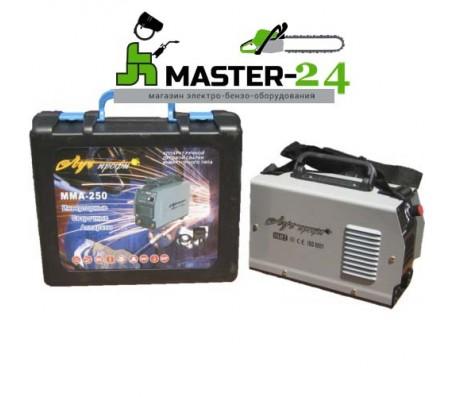 Сварочный инвертор Луч Профи ММА 250 (Кейс)