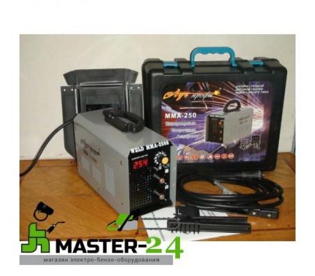 Сварочный инвертор Луч Профи ММА-250S+Кейс