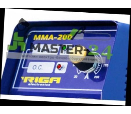 Сварочный инвертор Riga MMA-200 Mini