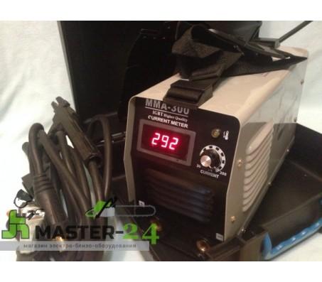 Сварочный инвертор Луч-Профи ММА 300 (Кейс)
