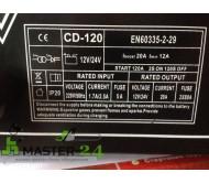 Автомобильное пуско зарядное устройство Forte CD-120