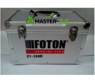 Сварочный инвертор Foton CT-260П Алюминиевый кейс