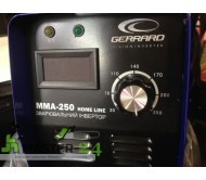 Сварочный инвертор Gerrard MMA-250 Home Line в кейсе