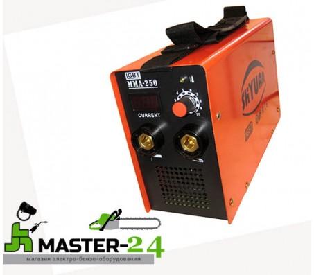 Сварочный инвертор Shyuan MMA-250A