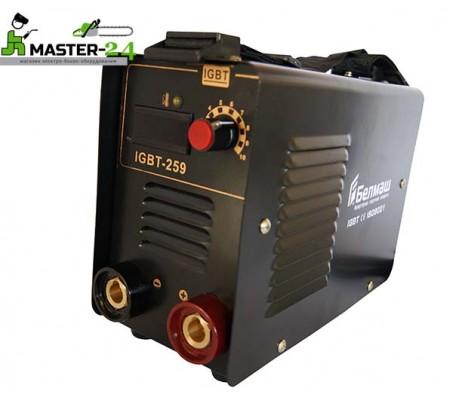 Сварочный инвертор Белмаш ММА 259 (Коробка)