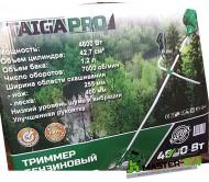 Бензокоса Тайга TGT-4600 Pro (4 победита + 4 катушки)