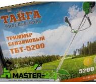 Бензокоса Тайга ТБТ-5200 Professional