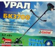 Бензокоса Урал БК-3700 (1 нож + 1 леска)