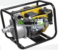 Мотопомпа бензиновая Forte FP20C (30 м3)
