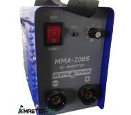 Сварочный инвертор Искра Профи ММА-200S