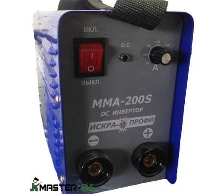 Сварочный аппарат инвертор Искра Профи ММА-200S