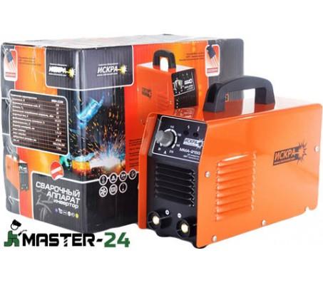 Сварочный аппарат инвертор Искра ММА-215G