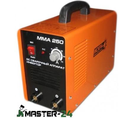 Сварочный аппарат инвертор Искра ММА-250