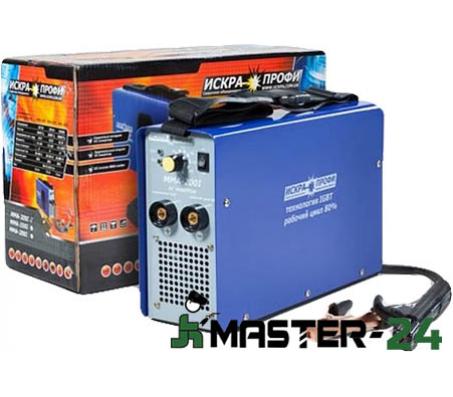 Сварочный аппарат инвертор Искра Профи ММА 200I