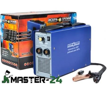 Сварочный аппарат инвертор Искра Профи ММА-280I