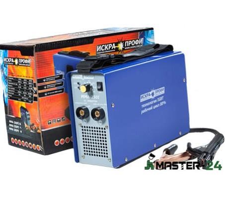 Сварочный аппарат инвертор Искра Профи ММА-250I
