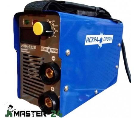 Сварочный аппарат инвертор Искра Профи ММА-311D