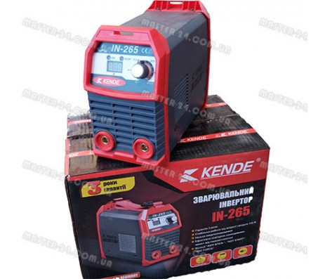 Сварочный аппарат инвертор Kende IN-265