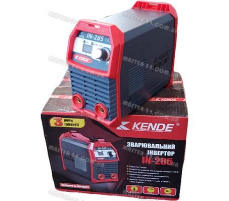 Сварочный аппарат инвертор Kende IN-285