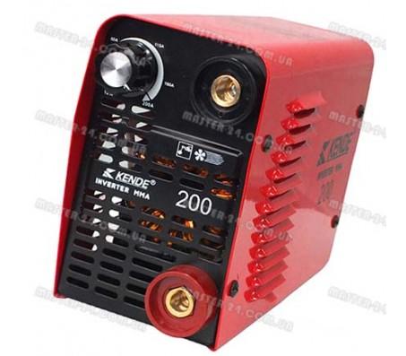 Сварочный аппарат инвертор Kende MMA-200 Мини