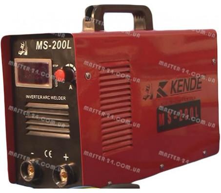 Сварочный аппарат инвертор Kende MS-200L