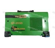 Сварочный инвертор Procraft SP-295D