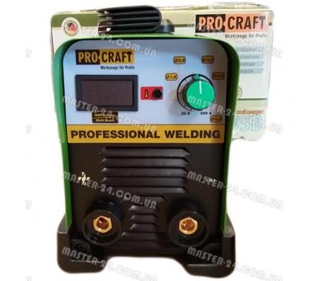Сварочный аппарат инвертор Procraft SP-295D