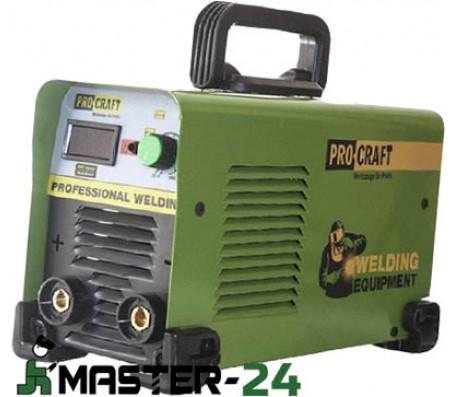 Сварочный аппарат инвертор Procraft SP-330D