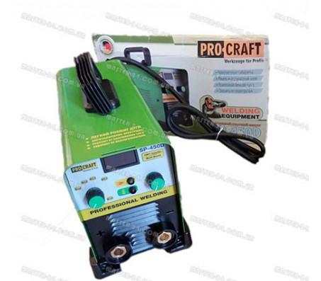 Сварочный аппарат инвертор Procraft SP-450D (380В)