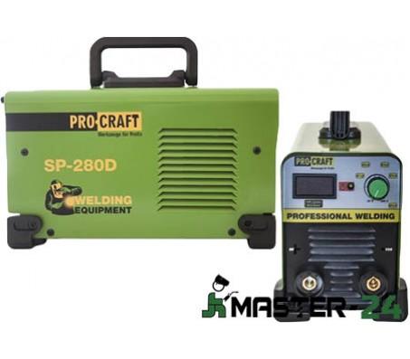Сварочный аппарат инвертор Procraft SP-280D