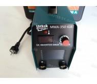 Сварочный инвертор Spektr IWM MMA-350 (кейс)