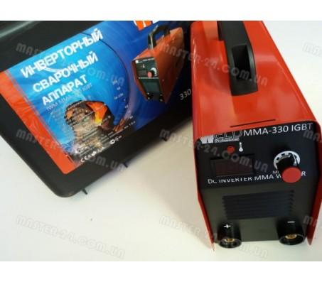 Сварочный инвертор Weld MMA-330 (Кейс)