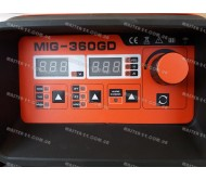 Сварочный полуавтомат Искра MIG-360GD + TIG + MMA (3в1)