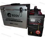 Сварочный инвертор Edon MMA-250C (Алюминиевый кейс)