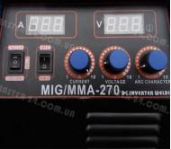 Сварочный полуавтомат Луч Профи MIG/MMA 270A