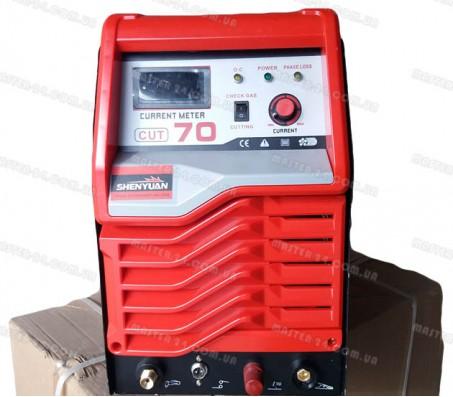 Плазморез Shenyuan Cut 70 (380 В) Рез до 35 мм