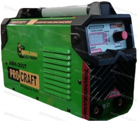 Сварочный инвертор Procraft AWH-300T