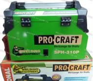 Сварочный полуавтомат Procraft SPH-310P (Евро)