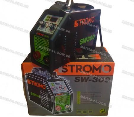 Сварочный инвертор Stromo SW-300 (Форсированный)