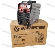 Плазморез Wmaster Cut-50 (Рез до 18 мм, 220 В)