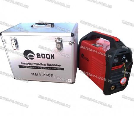 Сварочный инвертор Edon MMA-300B (Алюминиевый кейс)