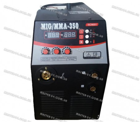 Сварочный полуавтомат Shenyuan (Shyuan) MIG 350 + MMA (380 В) Профи