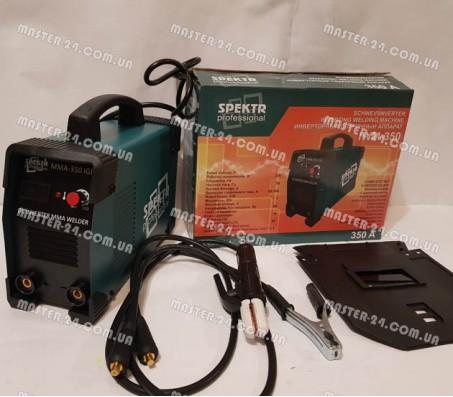 Сварочный инвертор Spektr MMA-350