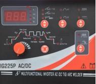 Аргонодуговая сварка Verona Tig 225 P AC/DC Цифровой