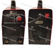 Сварочный инвертор Weld MMA-345