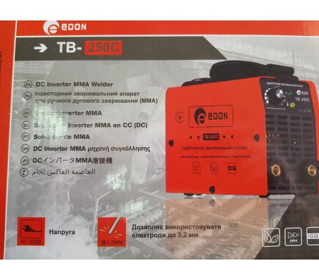 Edon TB 250C