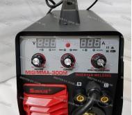 Сварочный полуавтомат Sirius MIG/MMA-300M (Евро)